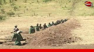 Askali wapya wa JWTZ Oljoro kj-833