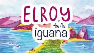 Elroy the/la Iguana - Book Trailer english