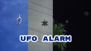 UFO Alarm  Strange Object Hangs  n The Air  Sky Anomaly  Nov 182019