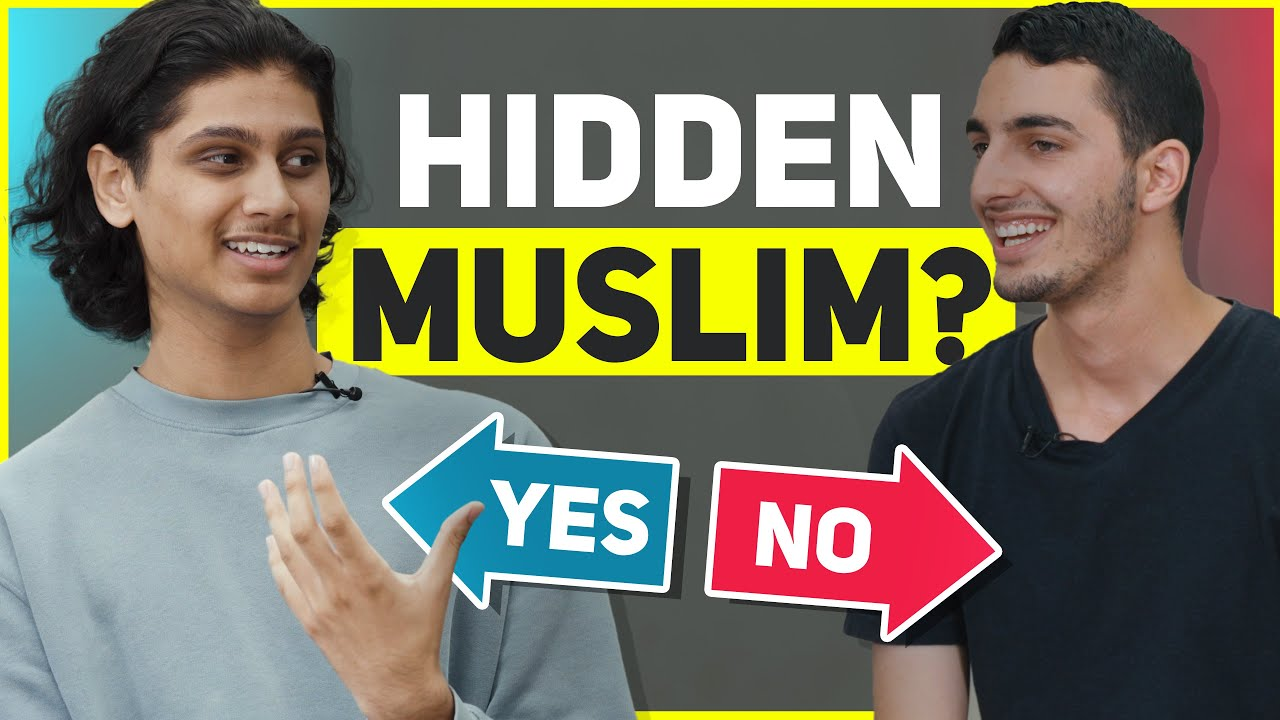Should Muslims hide their religion in public? (Open Up)