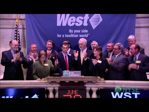 West Pharmaceutical Services Celebrates 90th Anniversary of Founding