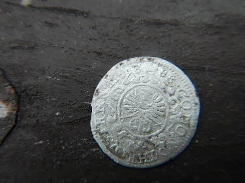 1683 Silver coin & beautiful Mystery finds