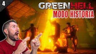 🐊 MODO HISTORIA | GREEN HELL T5 #04 | Gameplay español