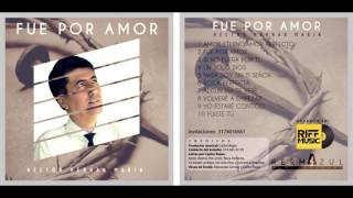 Gambar cover HECTOR HERNAN MARIN  Fue Por Amor (PROMO CD)
