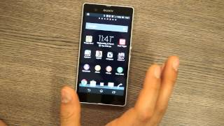 Sony Xperia Z Full In Depth Review - iGyaan