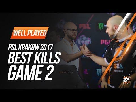 PGL Krakow Major Game 2 Highlights