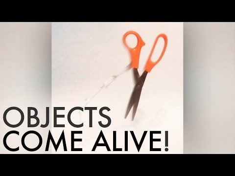 Objects Come Alive! (Stop-Motion Animation)