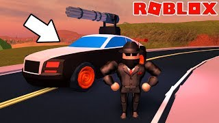 SO IT'S THE NEW GAMEPASS BOSS FROM JAILBREAK 😱 [Roblox]