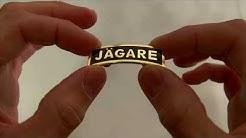Tac-Up Gear -  Pin JÄGARE Gold/Black