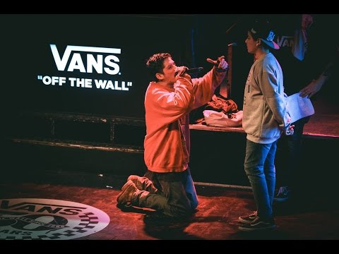 KLAN VS TRUENO - 4TO FINAL - VANS - RADIO DOBLE HH ARGENTINA 2016