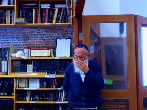 הספד לרב שמואל אוירבך זצ''ל- הרב אבינר
