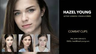 Combat Reel - Hazel Young