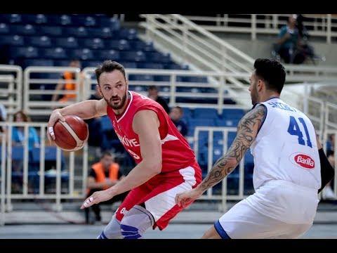 Türkiye - İtalya Akropolis Uluslararası Basketbol Turnuvası
