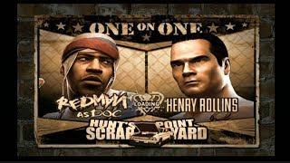 Def Jam Fight For NY (Request) - Redman vs Henry Rollins (Hard)