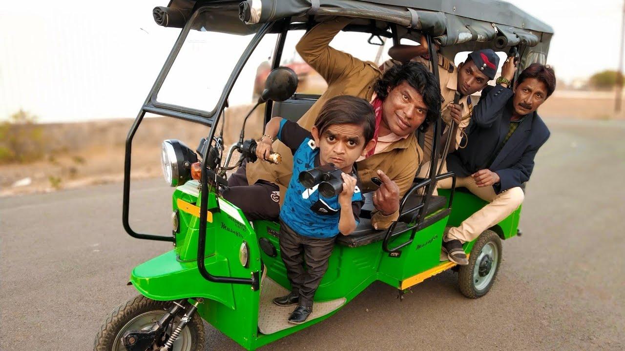 छोटू दादा ट्रांसपोर्ट वाला   CHOTU DADA TRANSPORT WALA   Khandesh Hindi Comedy   Chotu Comedy Video
