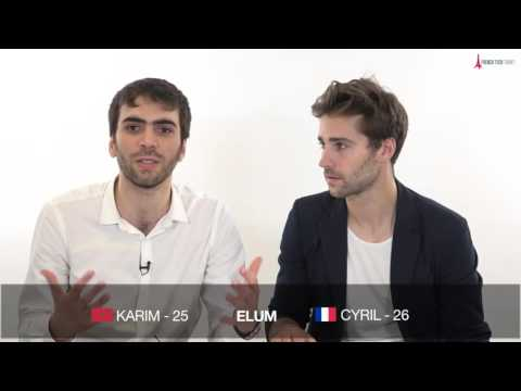 French Tech Ticket - Season 1 - ELUM from France and Morrocco