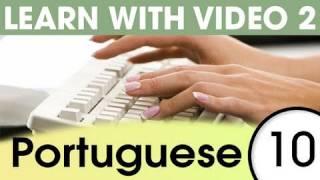Baixar Learn Brazilian Portuguese with Video - Talking Technology in Brazilian Portuguese