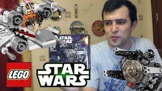 ЛЕГО Звездные Войны! // LEGO Star Wars Microfighters
