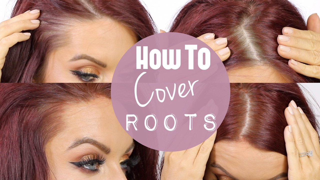 How To Conceal Roots Bumble Bumble Bb Color Stick Youtube