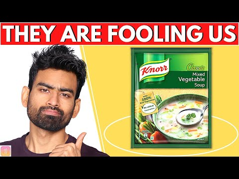 5 Food Products Wrongly Marketed as Healthy - Part 2