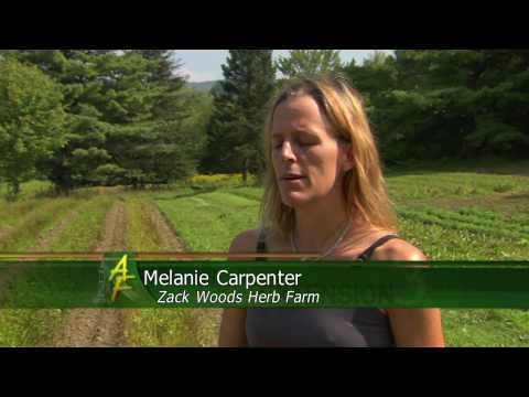 Zack Woods Herb Farm