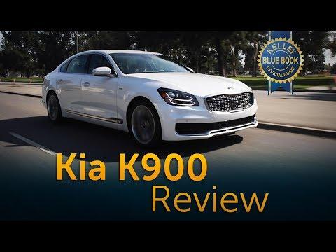2019 Kia K900 - Review \u0026 Road Test