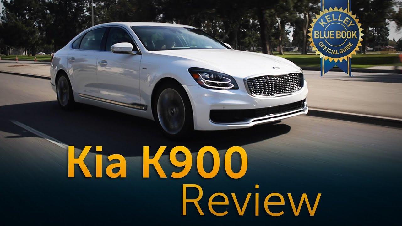 kia k900 review