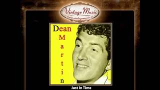 Watch Dean Martin Just In Time video