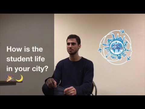 INTERVIEW - University of Sao Paulo, Brazil 🇧🇷