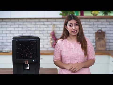 Aquaguard Enhance Nxt RO+UV+MTDS Water Purifier Demo I Review Video from YouTube · Duration:  4 minutes 51 seconds