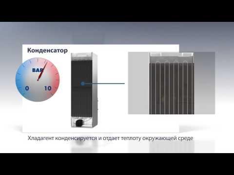 Замена термодатчика в холодильнике LIEBHERR CP46130