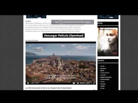 ver juego de tronos y peliculas online ps4 ps3 xbox