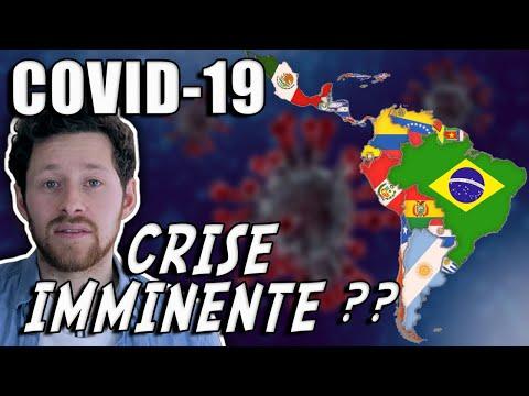 Coronavirus en Amérique latine, crise imminente ? �� (compréhension orale espagnole ����)