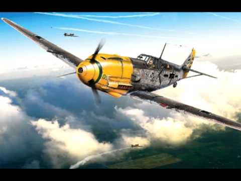 WWII plane engine sound effect