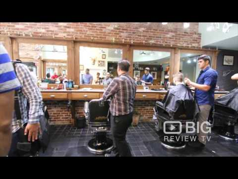 Made Man Barber Shop in New York NY offering Mens Hairstyles and Haircuts