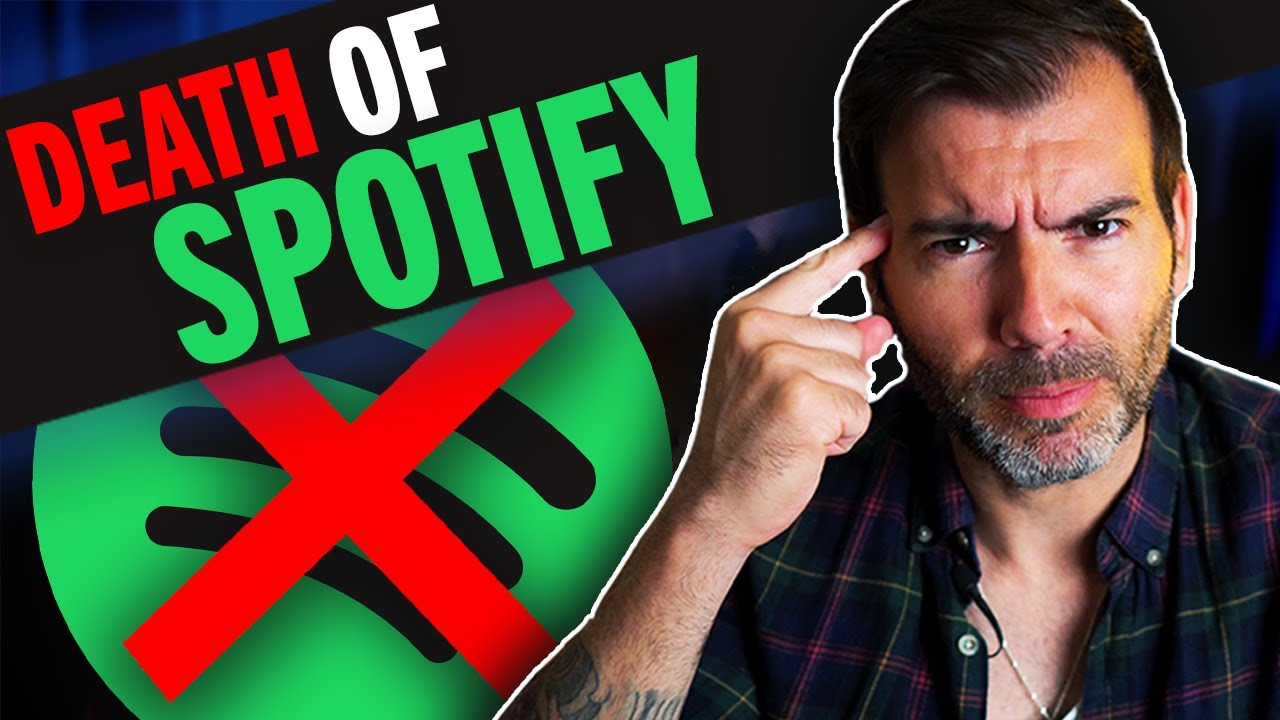 THE END OF SPOTIFY: What Next