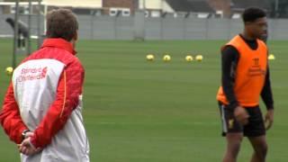"""Liverpool gibt nicht auf: """"Alles kann passieren""""   Crystal Palace - FC Liverpool 3:3"""