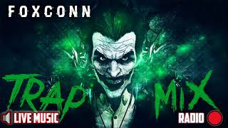 Halloween Music Mix 2019 🤡 ⚠FoxconN Music ⚠  Radio 🔴 Underground ⚠ Rap & Hip Hop 🔈 Live Music