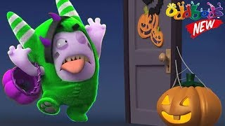 Oddbods Full Episode - Oddbods Full Movie | Halloween | Funny Cartoons For Kids