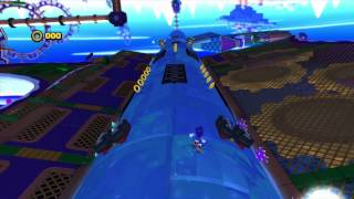 2 Minute Review: Sonic Lost World