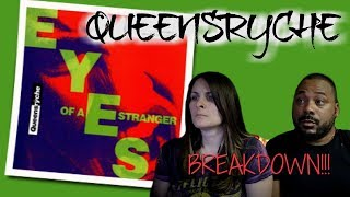 Queensryche Eyes Of A Stranger Reaction!!!