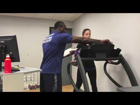 Bruce treadmill Protocol