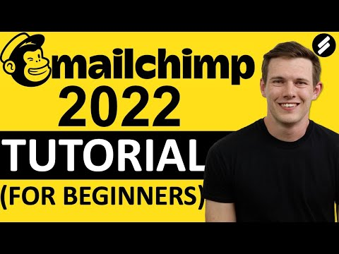 MAILCHIMP TUTORIAL 2021 (For Beginners) - Step by Step Email Marketing Guide