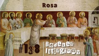 Bedeker liturgiczny (138) - Rosa