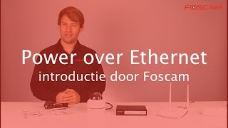 Foscam - wat is POE (Power over Ethernet)