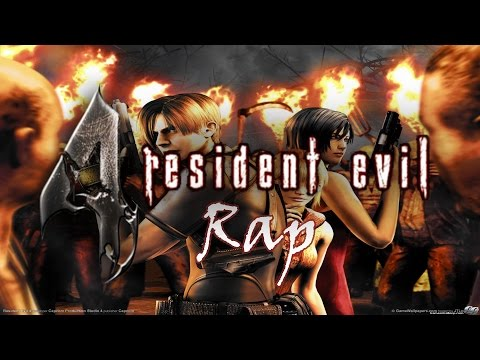 AngelCry - Resident Evil 4 Rap (Con letra)