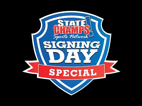 2015 STATE CHAMPS! College Football Signing Day Special on Fox Sports Detroit