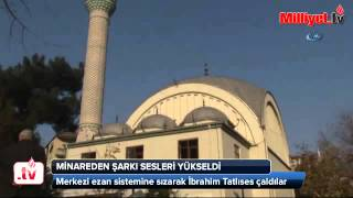 Video Minareden İbrahim Tatlıses çaldılar download MP3, 3GP, MP4, WEBM, AVI, FLV April 2018