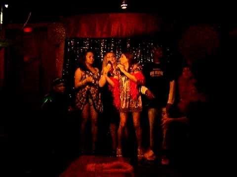 Samara & friends karaoke NY, NY.
