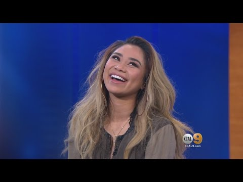 Former American Idol Runner-Up Jessica Sanchez Now Singing Her Own Songs